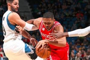 """Rockets bekuk Timberwolves 111-109 lewat """"overtime"""""""