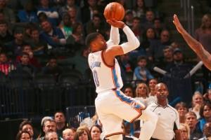 Westbrook antar Thunder tundukkan Suns