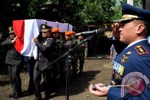 Pemakaman Korban Kecelakaan Hercules Jombang