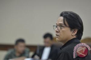 Sidang Lanjutan Suap Hakim