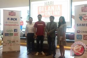 61 persen pengguna internet Indonesia ikut Harbolnas 2016