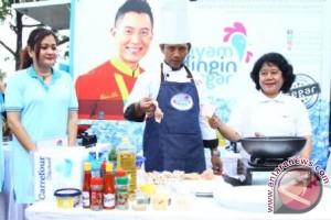 Food Truck Road Show Ayam Dingin Segar hadir di Jabodetabek
