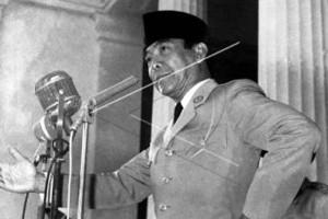 ANTARA Doeloe : Presiden Sukarno perintahkan Tri Komando Rakjat untuk bebaskan Irian Barat