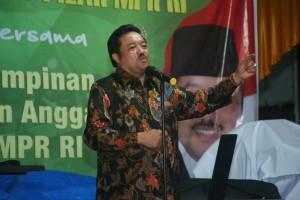 MPR terus sosialisasikan Empat Pilar sepanjang Indonesia ada