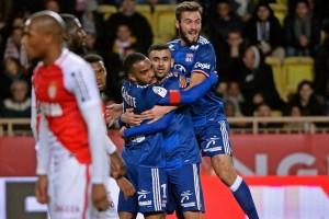 Lyon pecundangi Monaco 3-1