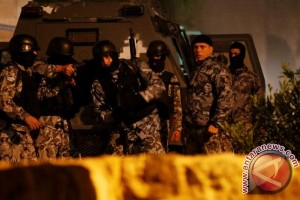 Yordania lumpuhkan serangan teror di Kastil Karak