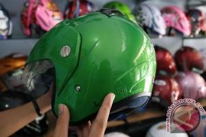 Sistem anti-pencurian helm ini buatan mahasiswa Lampung