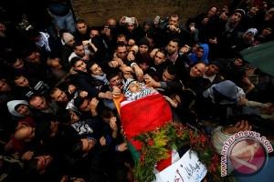 Remaja Palestina tewas dalam bentrokan dengan tentara Yahudi
