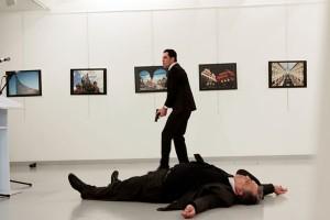 Pembunuh dubes Rusia dikenal penyendiri dan introvert
