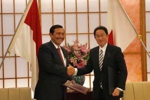 Indonesia-Jepang bentuk IJMF