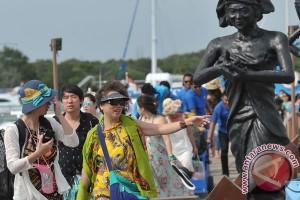 Tiongkok salip Australia sebagai terbanyak pasok wisman ke Bali
