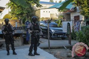 Densus tangkap satu terduga teroris di Batam