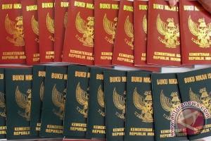 2.000 pasang buku nikah dicuri di Pasaman Barat
