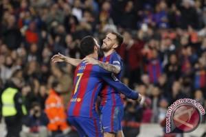 Kontra Deportivo, Arda Turan gantikan Neymar