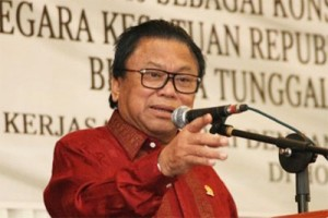 Hanura usulkan RUU Penyelenggara Pemilu tanpa PT