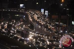 Kemacetan sebabkan pengemudi rugi Rp17 juta per tahun
