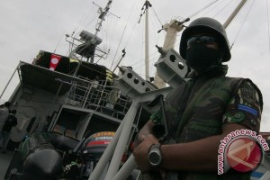 TNI AL tangkap imigran gelap asal Somalia