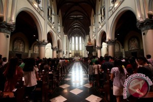 Uskup Agung: keamanan beribadah bentuk kehadiran negara
