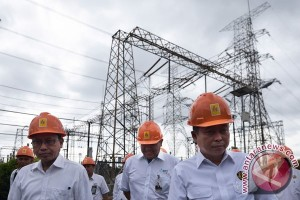 PLN tandatangani 16 proyek dukung 35.000 MW