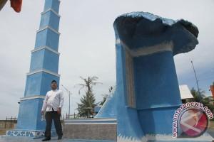 Peresmian Tugu Bencana Tsunami Di Aceh Barat
