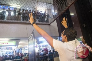 Sandiaga Uno pantang menggusur PKL