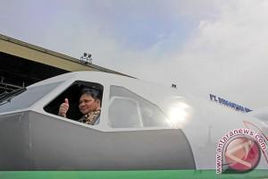 Pemerintah fokus kembangkan industri komponen dan perawatan pesawat