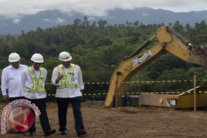 North Sulawesi to build a giant dam