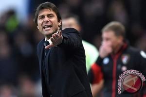 Dua kali kalah, dua kali merasa dicurangi, Conte pun marah