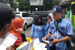 BPJS Ketenagakerjaan Yogyakarta terjunkan Perisai ke pasar