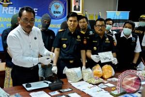 Kasus Penyelundupan Narkotik