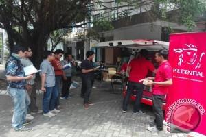 OJK gandeng Prudential gelar kampanye literasi keuangan di Jakarta, Surabaya dan Medan