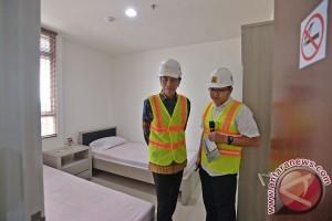 Pembangunan venues Asian Games berjalan lancar