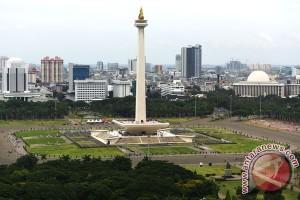 Jakarta cerah berawan seharian menurut prakiraan