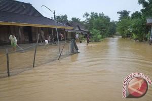 Banjir bandang terjang lima desa di Pati Jateng