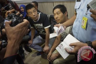 Imigrasi Tangkap Dua WNA