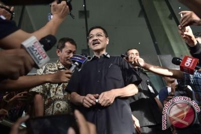 Pemeriksaan Gamawan Fauzi