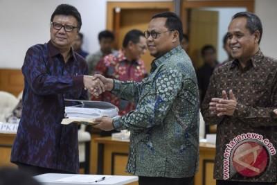 Pansus RUUPP dan pemerintah sepakati penambahan 15 anggota DPR