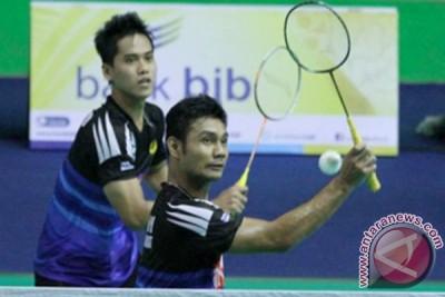 Berry/Hardianto pastikan tiket final Malaysia Masters