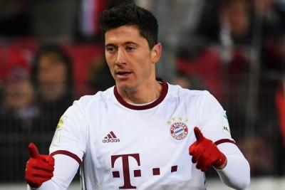 Lewandowski antar Muenchen berbalik taklukkan Freiburg 2-1
