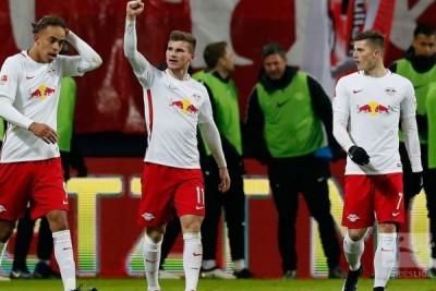 Klasemen Liga Jerman, Leipzig bayangi Muenchen