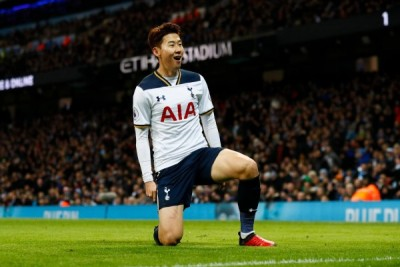 Spurs tahan imbang City 2-2