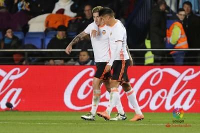 Jaga tren positif, Valencia pecundangi Villarreal 2-0