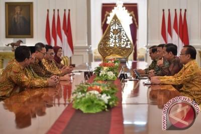 Presiden Rapat Konsultasi Dengan MPR