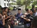 Presiden Jamu Makan Siang Haedar Nashir