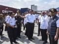 Menko Maritim Tinjau Pelabuhan Tanjung Priok