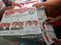 Sortir Dan Lipat Surat Suara Pilkada Jakarta