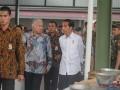 Presiden Resmikan Pasar Rakyat Sambi