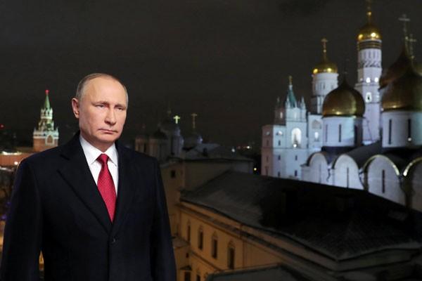 Rusia bantah terlibat dalam peretasan selama pemilu AS