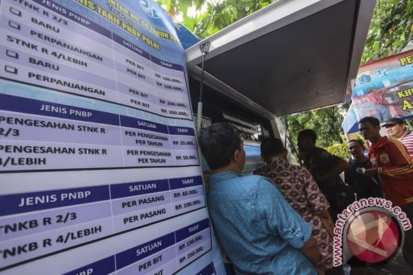 Kenaikan tarif administarsi STNK/BPKB beratkan ekonomi masyarakat