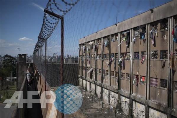 Kericuhan baru di penjara Brazil tewaskan 33 narapidana